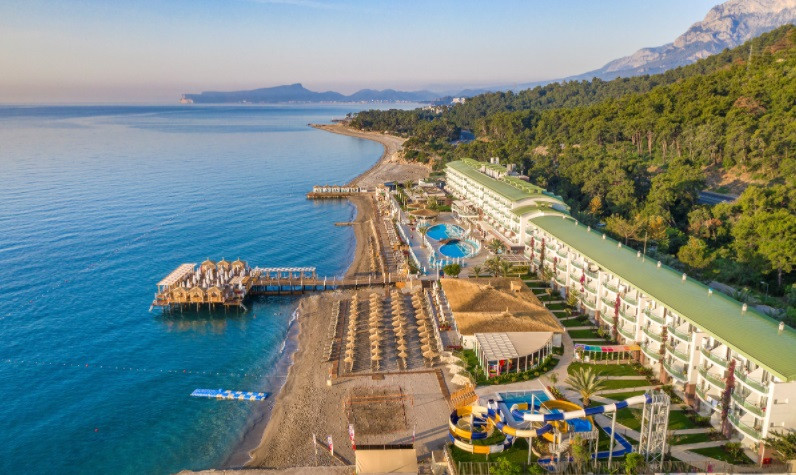 Holiday in Kemer and excursions and daily tours in Kemer