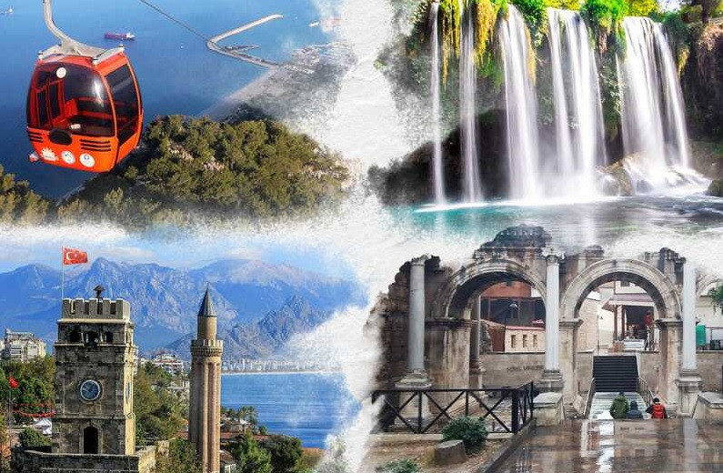 Holiday in Antalya and Antalya tours